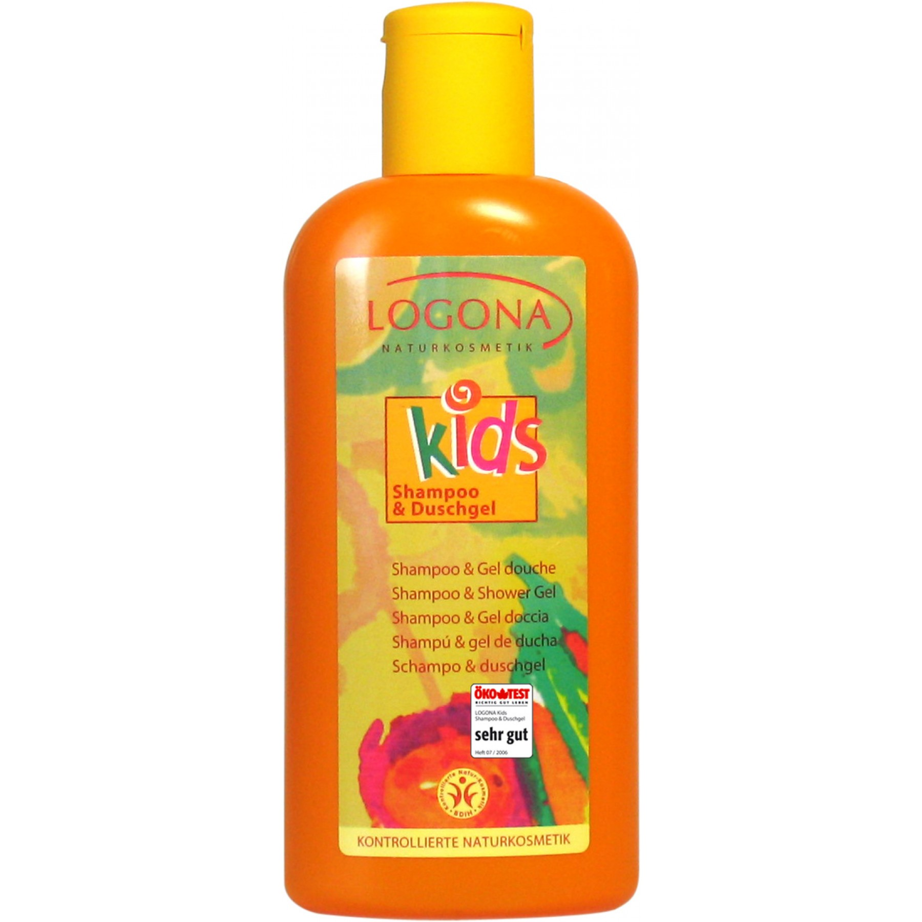 Sjampo & Dusjgel Kids - 200ml