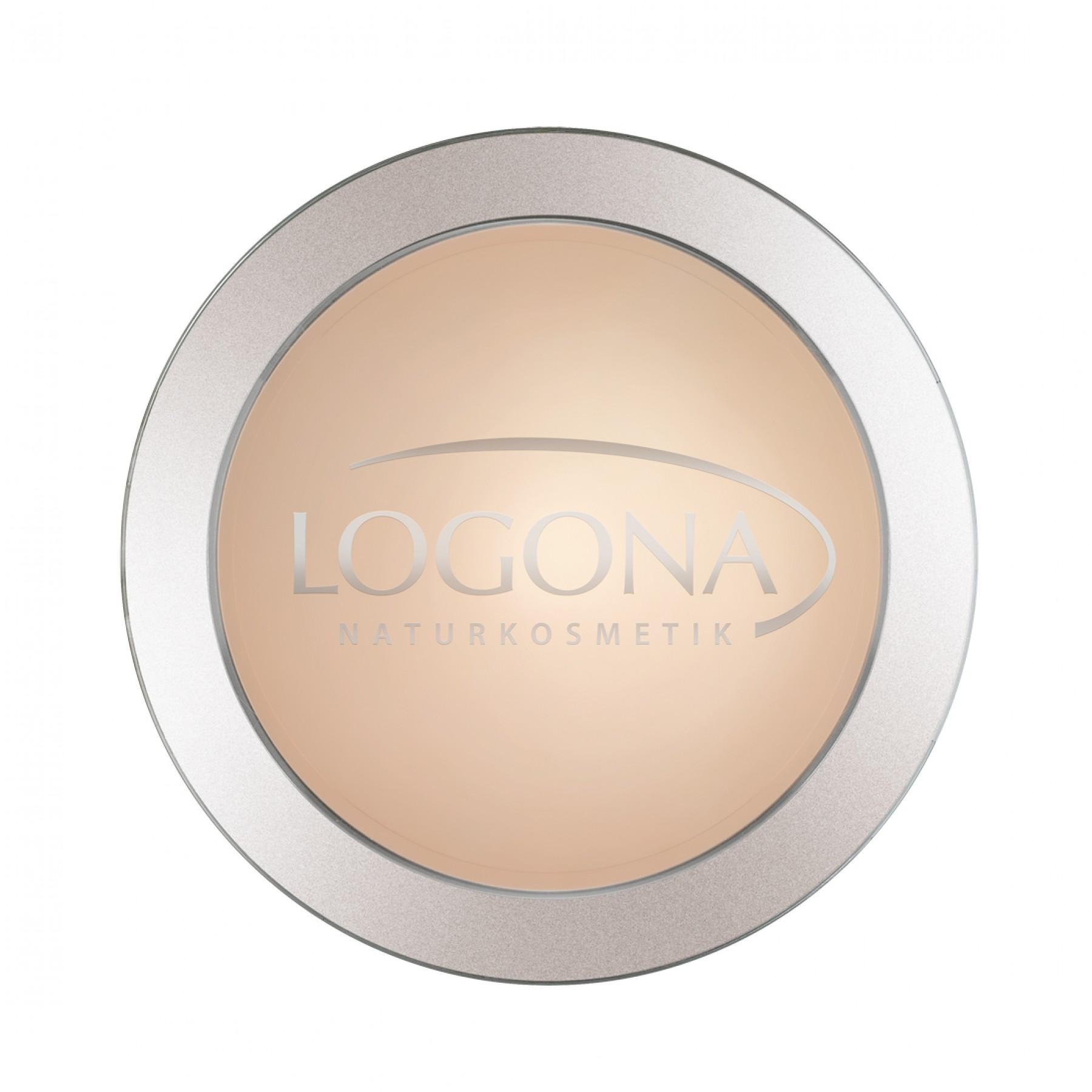 Pudder kompakt 01 light beige