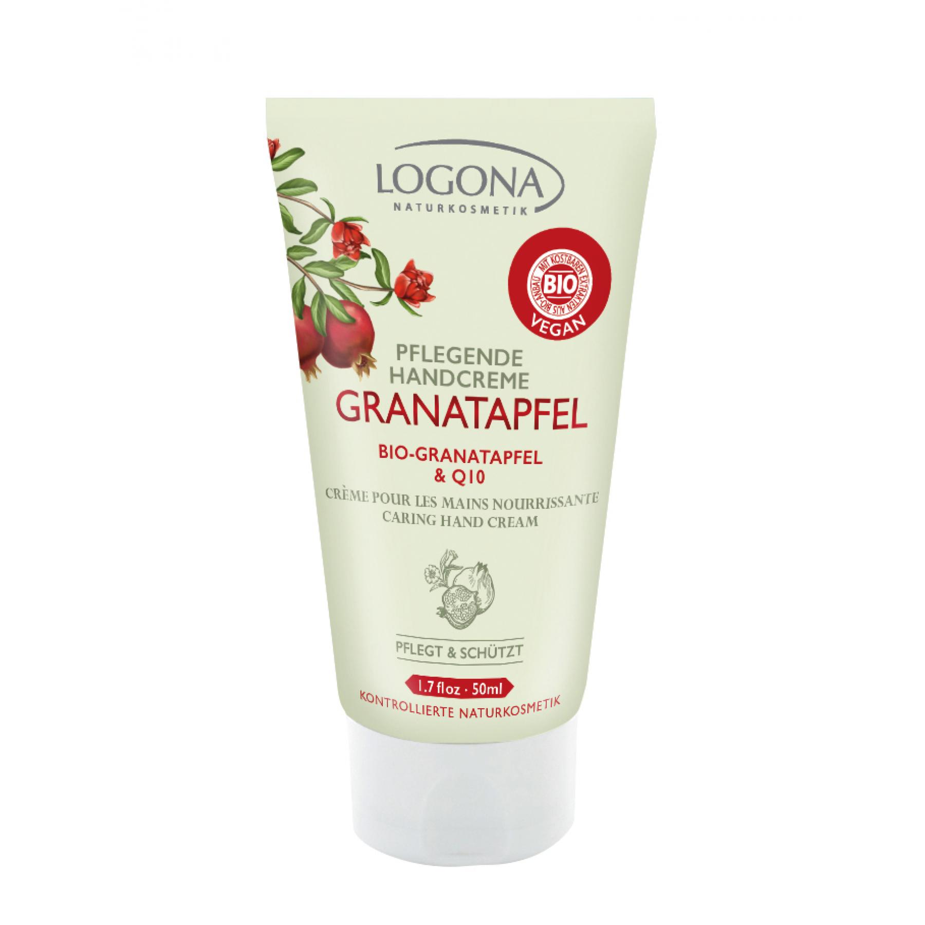 Håndkrem Granateple Q10 - 50ml