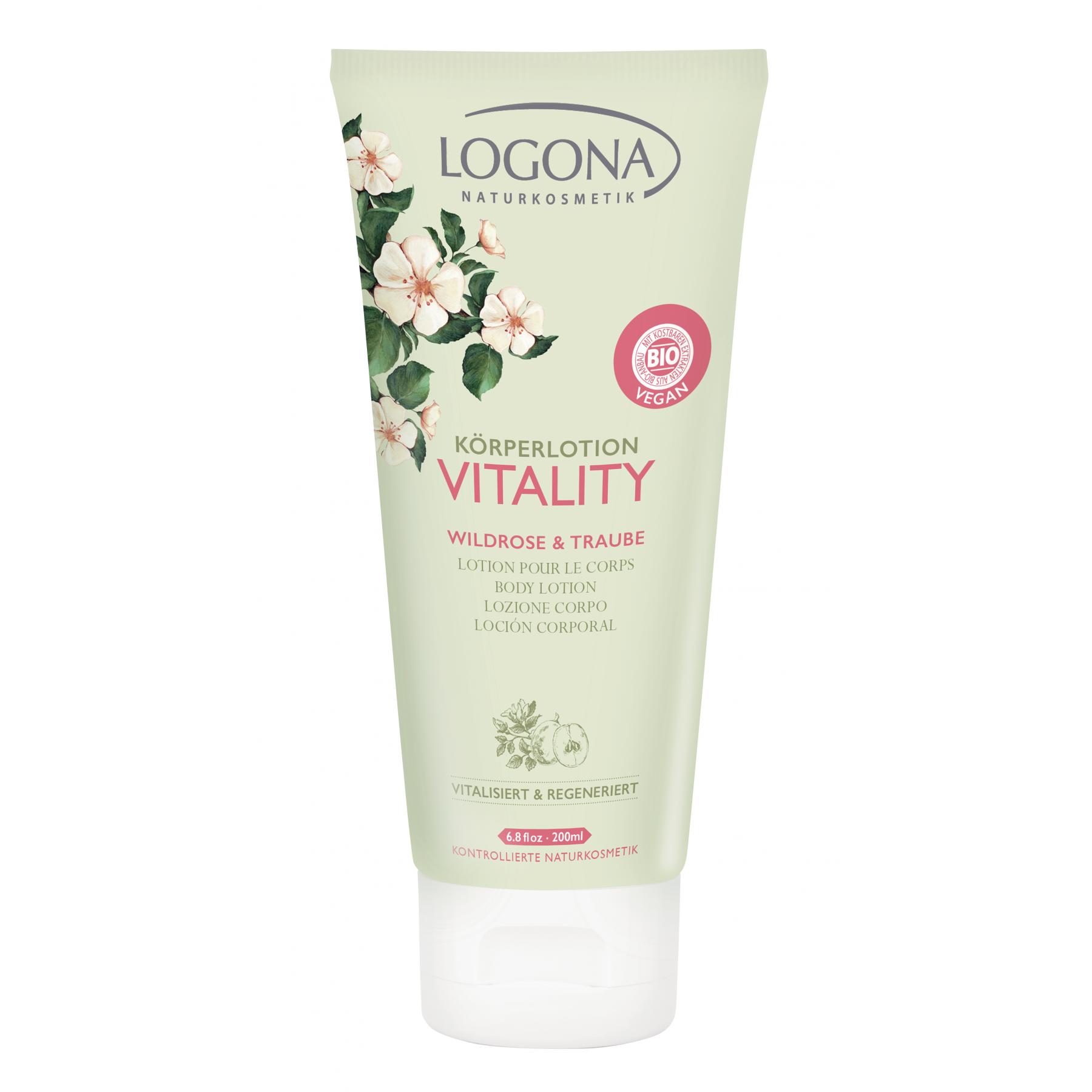 Bodylotion Vitality Villrose & Drue - 200ml