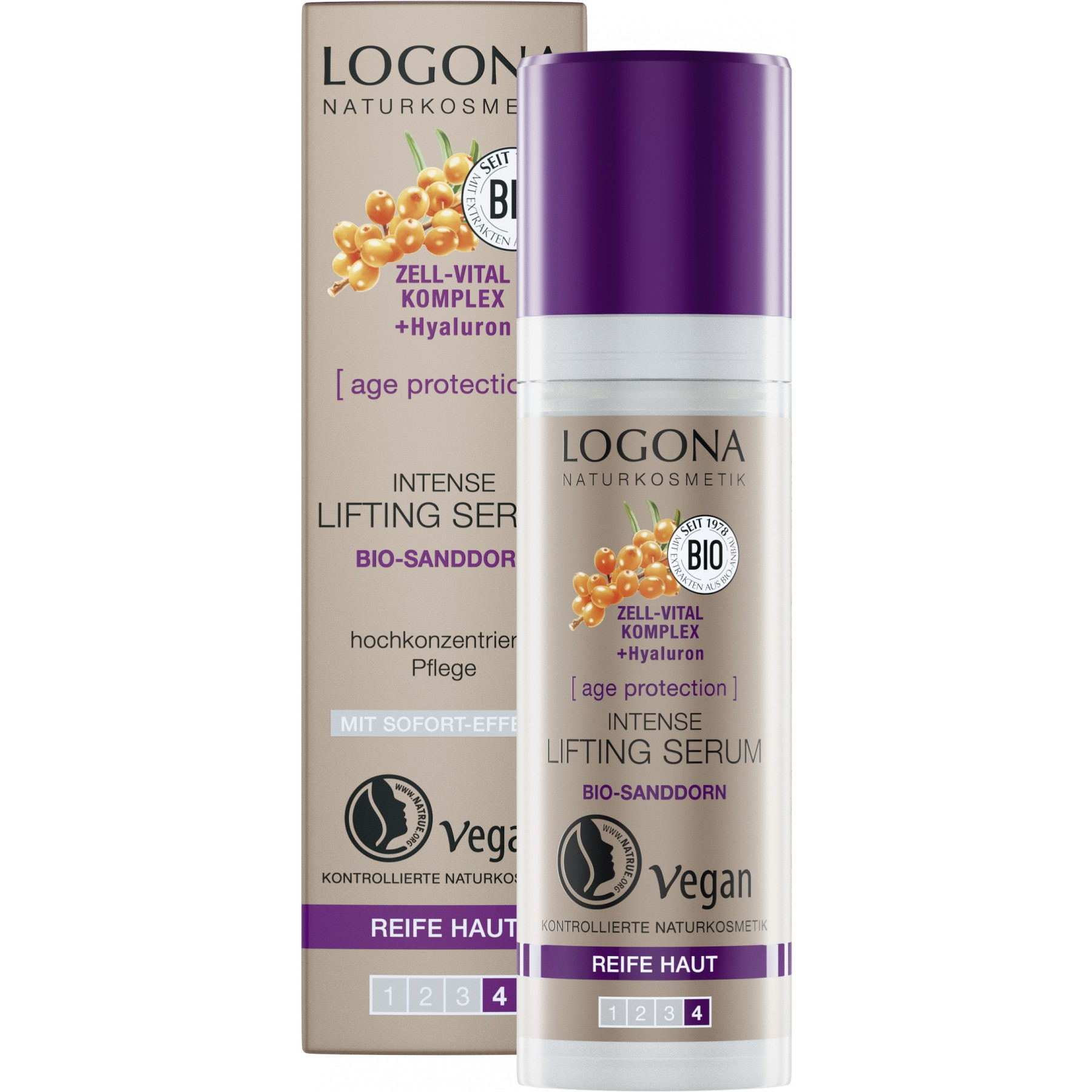 Intensivt Lifting Serum Age Protection