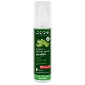 Varmebeskyttende Hydrerende Spray Bio Aloe Vera