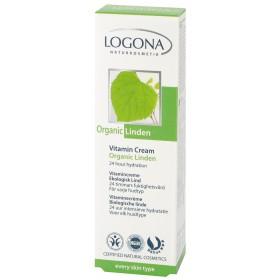 Vitaminkrem BIO linde, vitamin E