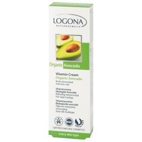Vitaminkrem BIO avokado, vitamin A og E