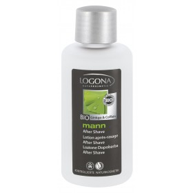Aftershave Lotion Mann Ginko & Koffein