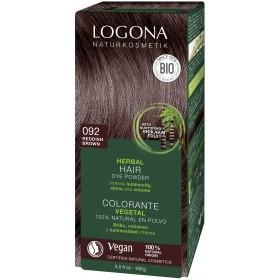 Plantehårfarge 092 Kaffebrun