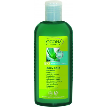 Bodylotion Daily Care, BIO aloe & verbena