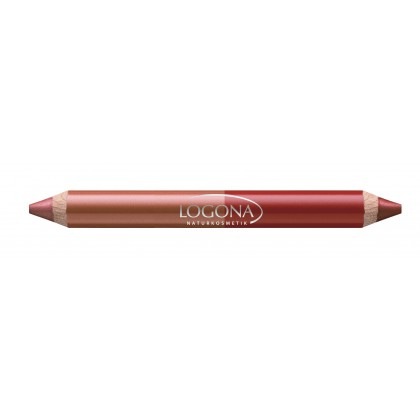 Leppepenn Duo 05 Ruby Red