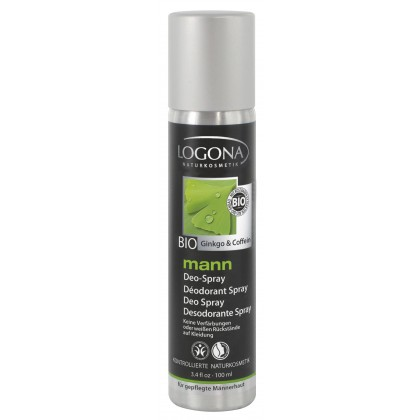 Deospray Mann - 100ml