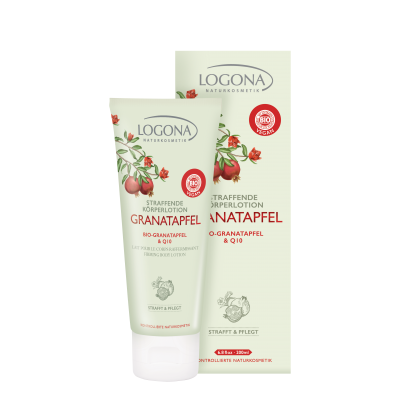 Oppstrammende Bodylotion Granateple & Q10