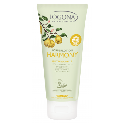 Bodylotion Harmony Vanilje & Kvede - 200ml