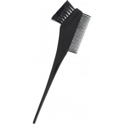 Kam for påføring av hårfarge