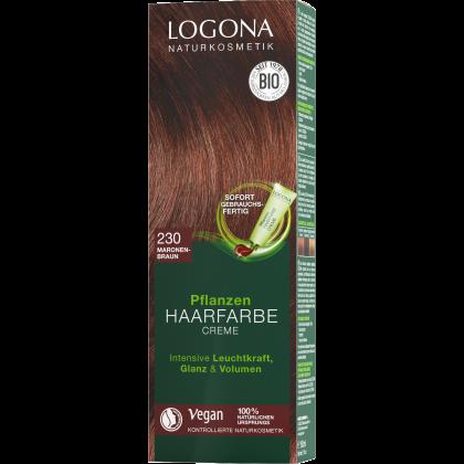Plantehårfarge Color Creme 230 Valnøttbrun