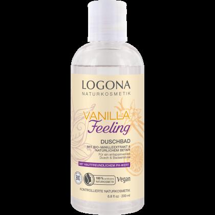 """""""Vanilla Feeling"""" Dusjgel Vanilje & Appelsin"""