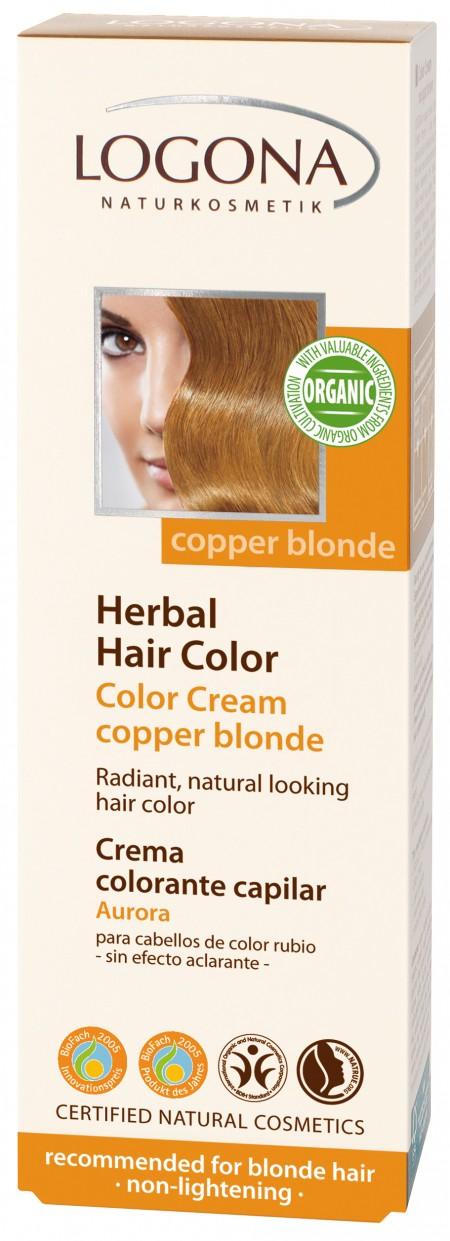 Plantehårfarge Color Creme Kobberblond