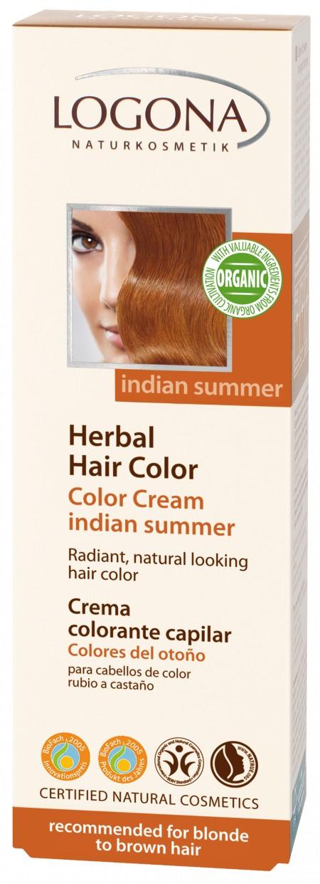Plantehårfarge Color Creme Indian Summer