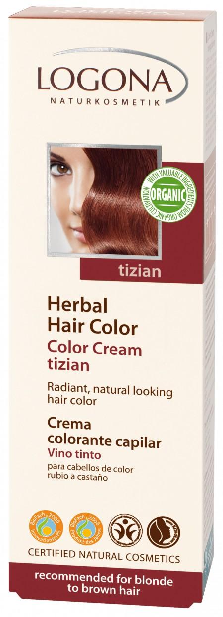 Plantehårfarge Color Creme Tizian