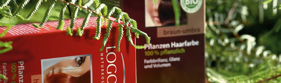 Logona Herbal hair - Fantastiske pulverbaserte hårfarger uten kjemikalier